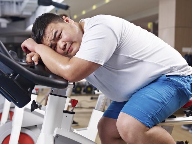 Bạn tập thể dục rất tích cực nhưng vẫn không giảm cân?