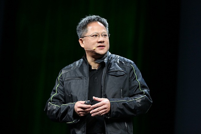 Jen-Hsun Huang - CEO của Nvidia