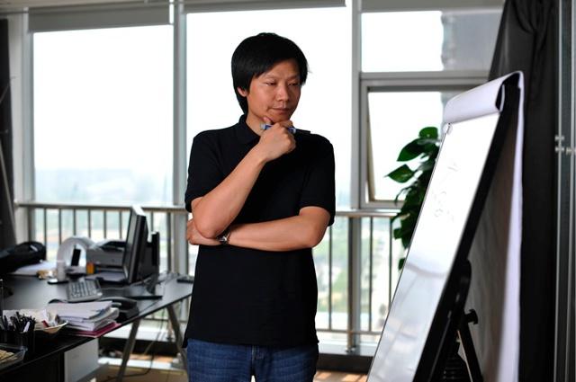 CEO Xiaomi, anh Lei Jun