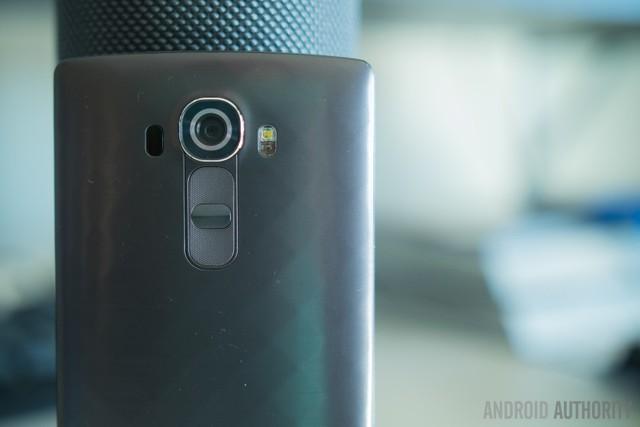 LG G4, khởi đầu của vấn đề bootloop với những chiếc điện thoại của LG.