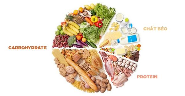 Carb là một trong ba chất dinh dưỡng đa lượng