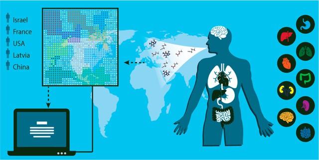 Một hơi thở có thể được sử dụng để nhận biết tới 17 loại bệnh