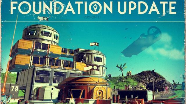 Như tên gọi Nền Tảng, bản cập nhật này mới chỉ là sự khởi đầu cho chiến dịch hồi sinh No Mans Sky.