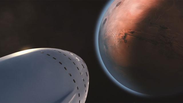 """Elon Musk chỉ ra hai hướng phát triển khả thi duy nhất trong tương lai: """"Một là ở lại Trái Đất mãi mãi và đợi một sự kiện tận thế. Hoặc là trở thành một loài sinh vật liên hành tinh, tôi mong các bạn cũng đồng ý đây là phương án hợp lí."""""""
