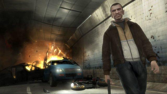 GTA IV là hành trình trả thù của Niko Bellic - một gã xã hội đen ở thành phố Liberty City.