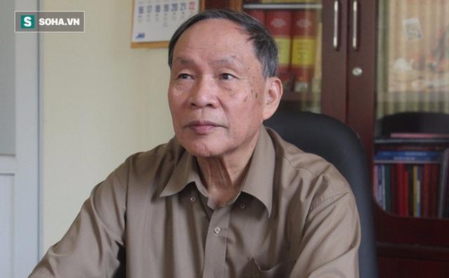 Thượng tướng Nguyễn Văn Rinh.