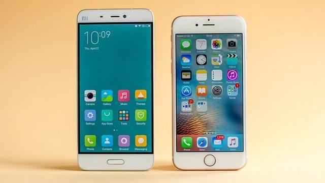 Sản phẩm của Xiaomi được chau truốt từ ngoại hình cho tới bên trong.