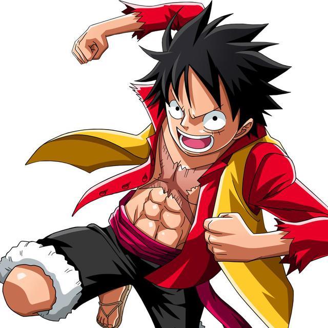 """Luffy là người mang chữ """"D."""" trẻ nhất được biết đến hiện nay."""