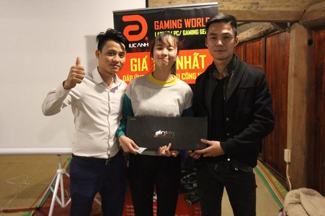 Linh Benben - vô đối trong các giải đấu Street Fighter dành cho nữ