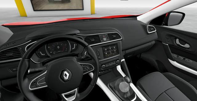 Ứng dụng VR ngay trên nền web của hãng xe Renault