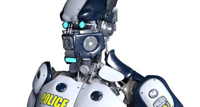 Robot trang bị công nghệ này sẽ là tương lai của ngành cảnh sát?