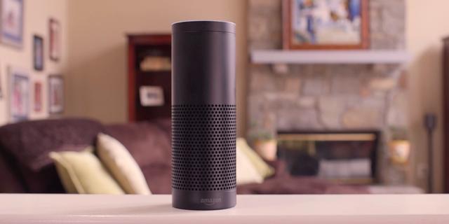 Echo của Amazon được đánh giá rất cao vì trí thông minh nhân tạo của mình