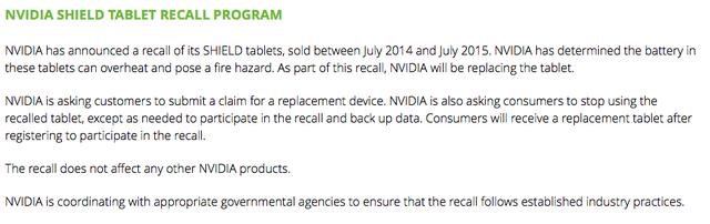 NVIDIA từng gặp phải tình cảnh như Samsung hiện nay với chiếc SHIELD Tablet