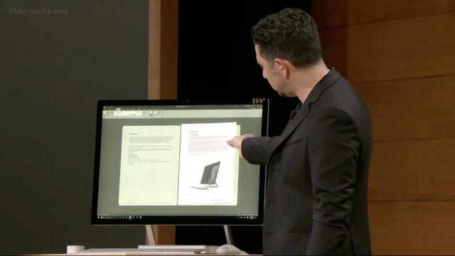 Khả năng hiển thị kích thước chân thực nhờ vào công nghệ True Scale