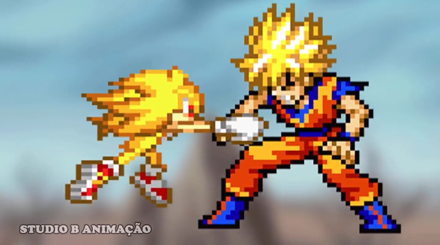 Hành lại Son Goku.