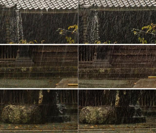 Trái: iPhone 7. Phải: Leica M9-P