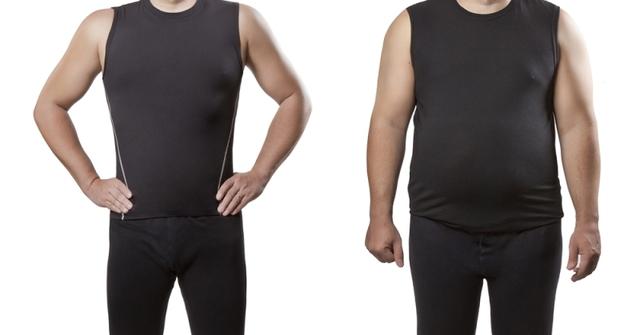 Cơ thể muốn bảo vệ bạn trong một giới hạn cân nặng nhất định?