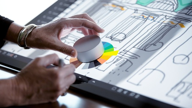 Surface Dial.