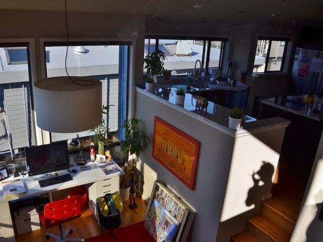 Ngôi nhà của huyền thoại Microsoft này cũng rất đắt đỏ. Số lượng nhà thuyền rất ít nên giá chênh lệch nhiều o với căn hộ thường.
