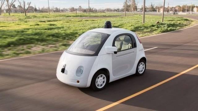 Google không có ý định sản xuất xe tự lái.