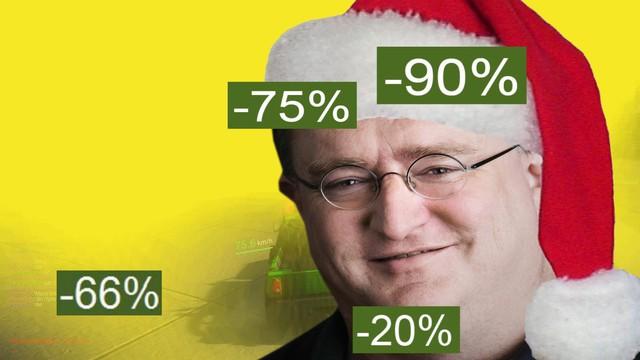 Chỉ ít ngày nữa thôi, game thủ lại được dịp thỏa sức mua sắm với Steam Winter Sale 2017