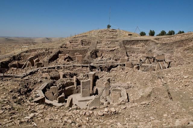 Ngôi đền cổ Gobekli Tepe