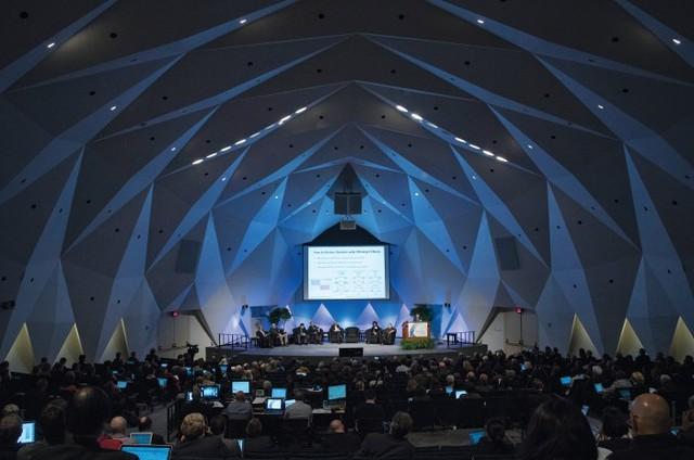 Một hội nghị quốc tế về vấn đề chỉnh sửa gen trên người năm 2015