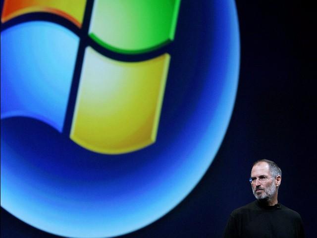 Và nó cũng đánh dấu lần đầu tiên, bạn có thể cài hệ điều hành Windows lên một chiếc Mac.