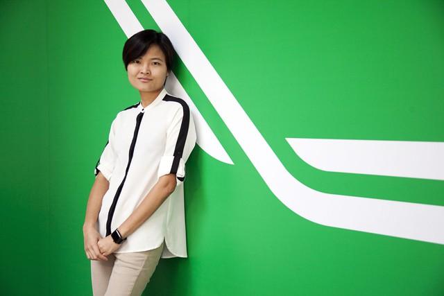 Bà Tan Hooi Ling - giám đốc vận hành của Grab.