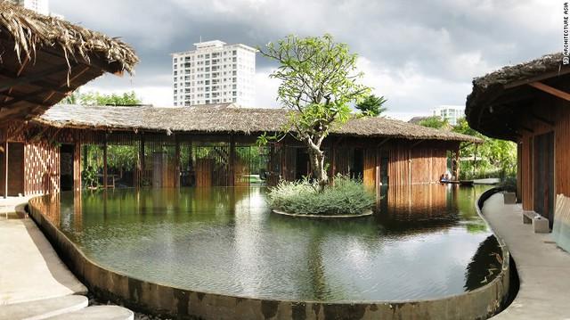 Văn phòng của T3 Architecture Asia tại thành phố Hồ Chí Minh.
