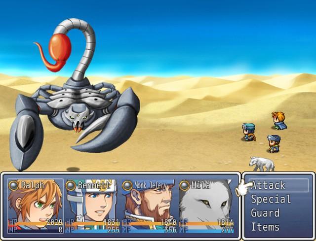Fianl Quest II