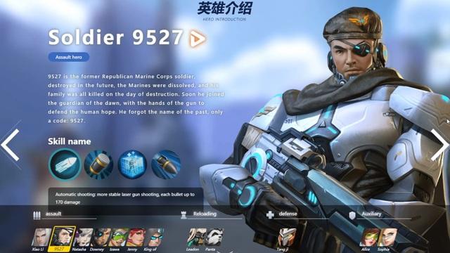 Đâu phải Soldier: 76