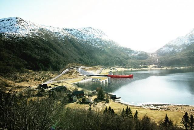 Đường hầm Stad sẽ giúp cho tàu thuyền đi lại dễ dàng và an toàn hơn trong khu vực.