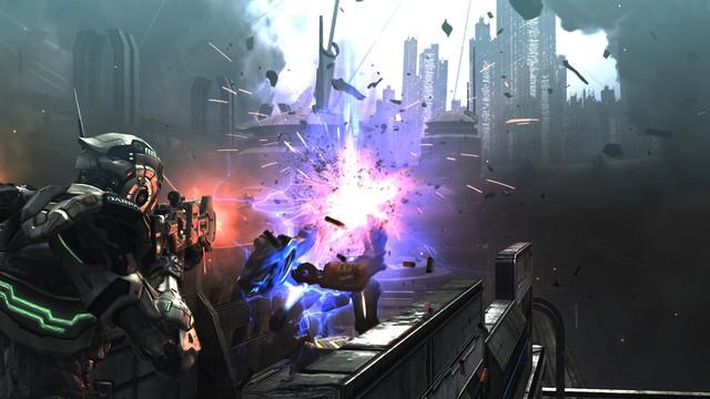 Vanquish sẽ chính thức được phát hành trên PC thông qua Steam vào ngày 25/05 tới