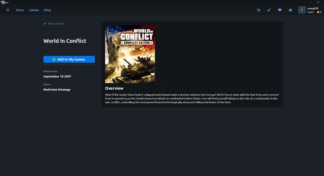 Trong Uplay, bạn sẽ thấy trò chơi đã xuất hiện trong thư viện game của bạn. Chỉ cần add game và đợi tải nữa thôi.