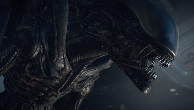 Sinh vật Xenomorph - Quái vật Không gian gớm ghiếc.