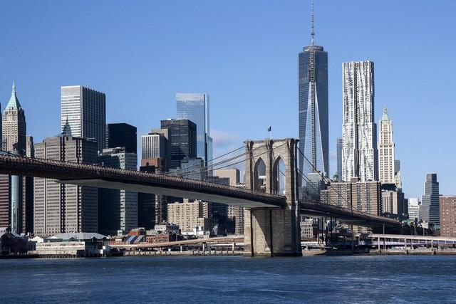 Đến năm 2016, Trung tâm thương mại Một thế giới đã thống trị Manhattan.