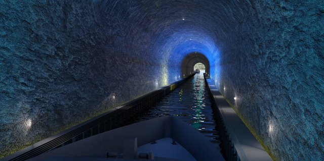NCA ước tính chi phí xây dựng đường hầm này lên đến 314 triệu USD.
