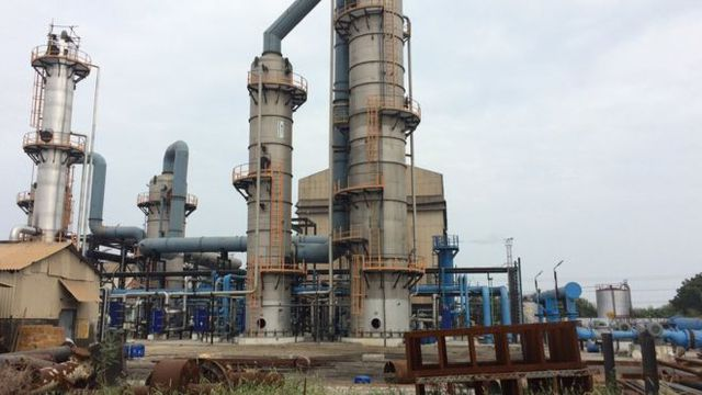 Nhà máy hóa chất Tuticorin Alkali.