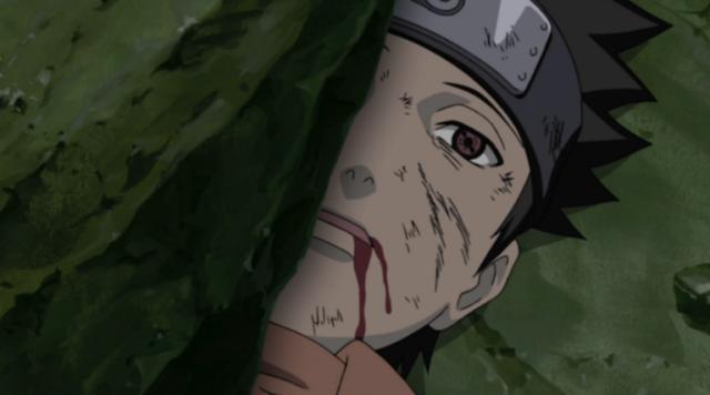 Sự hi sinh của người đồng đội Obito đã tác động rất lớn đến tâm lý của Kakashi khi trưởng thành.