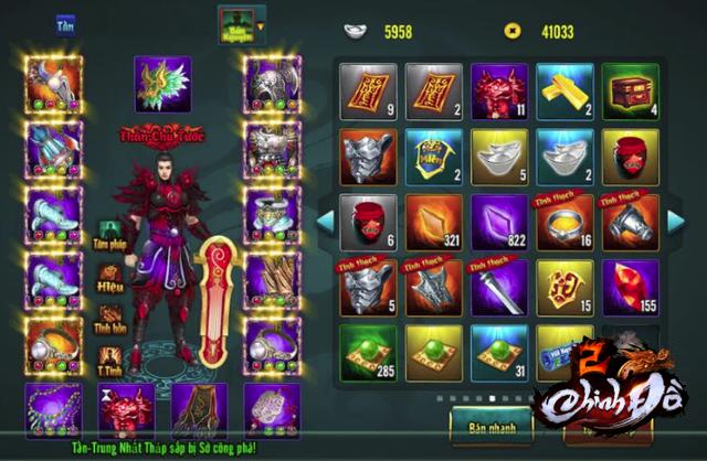 Đại gia ThăngCA1 chia sẻ, số tiền anh đầu tư vào Account game Chinh Đồ 2 tính đến thời điểm hiện tại đã lên đến hơn 200 triệu đồng.