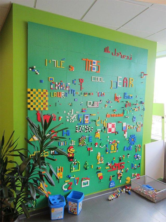 Ý tưởng cực hay để lũ trẻ không còn vẽ bậy lên tường