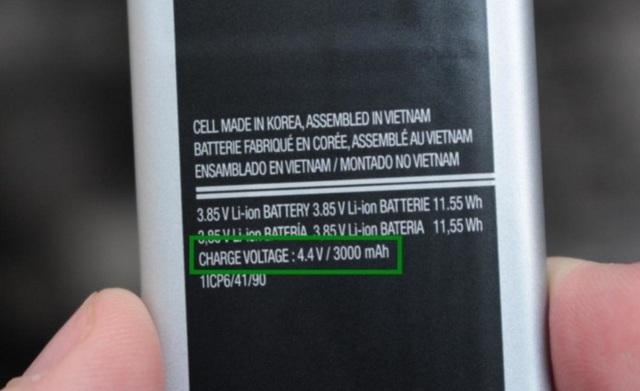 Smartphone hiện nay chủ yếu sử dụng công nghệ pin Li-on.
