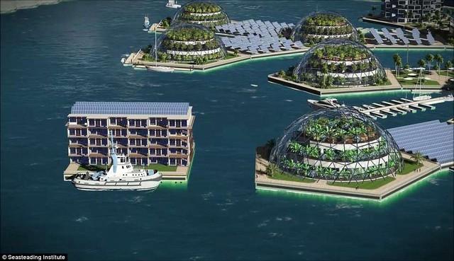 Với dân số ban đầu khoảng 250-300, chi phí xây dựng ước tính khoảng 167 triệu USD.