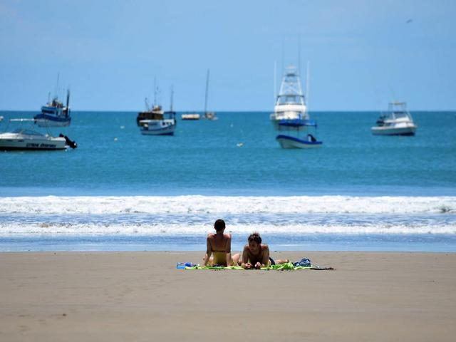 Vùng nước giàu metan trải dài từ Costa Rica đến Hawaii