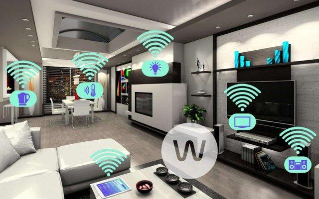 Mọi thiết bị trong nhà sẽ được kết nối Internet