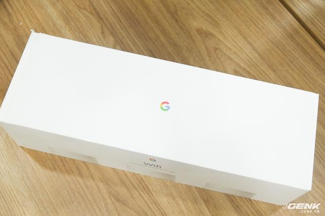 Hộp của Google Wifi bản 3-pack