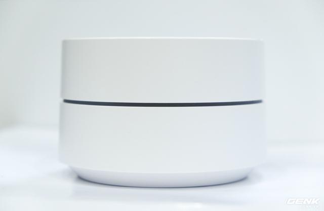 Thiết kế của Google Wifi mang đậm phong cách minimal (đơn giản)