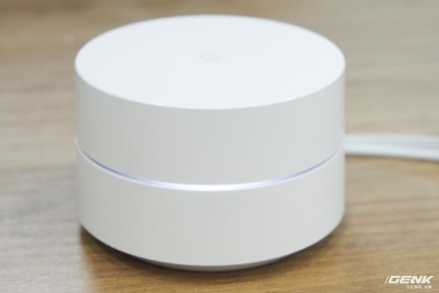 Đừng thần thánh hóa Google Wifi, vì nếu chỉ mua một chiếc thì nó cũng chẳng khác router thông thường là bao