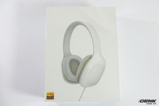 Đây là hộp của Mi Comfort Headphone